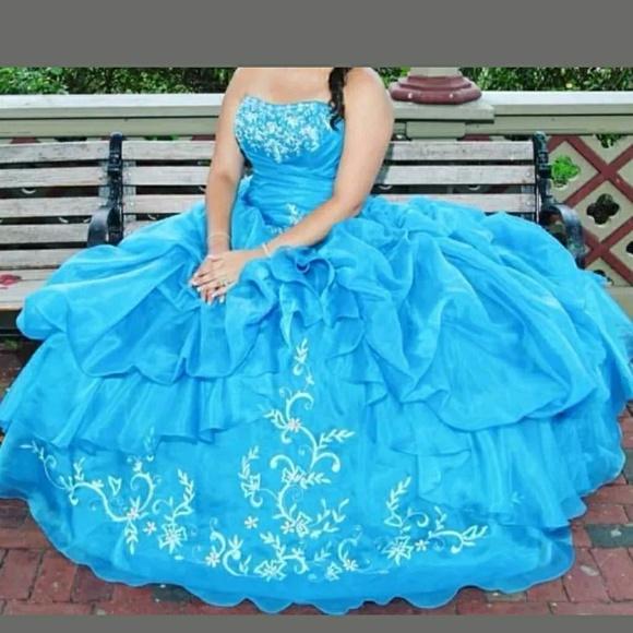 Sparkly Sweet 16 Dresses